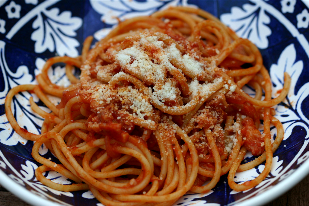 ... bucatini all amatriciana bucatini all amatriciana bucatini all