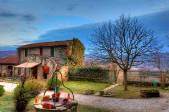 Agriturismo Villa Stampa