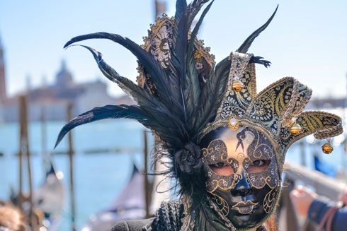 Photo credit: Stefano Montagner, Venice Carnival, Flickr
