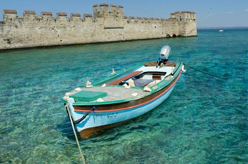 Castello Scaligero di Sirmione - Foto Pixabay