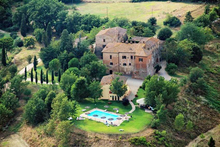 Agriturismo Castello di Saltemnano