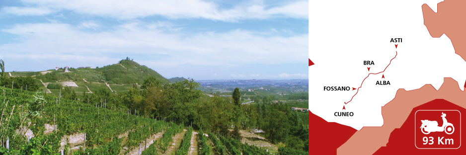 Itinéraires à la découverte du Monferrato