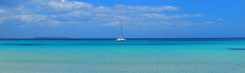 Al mare in Sardegna