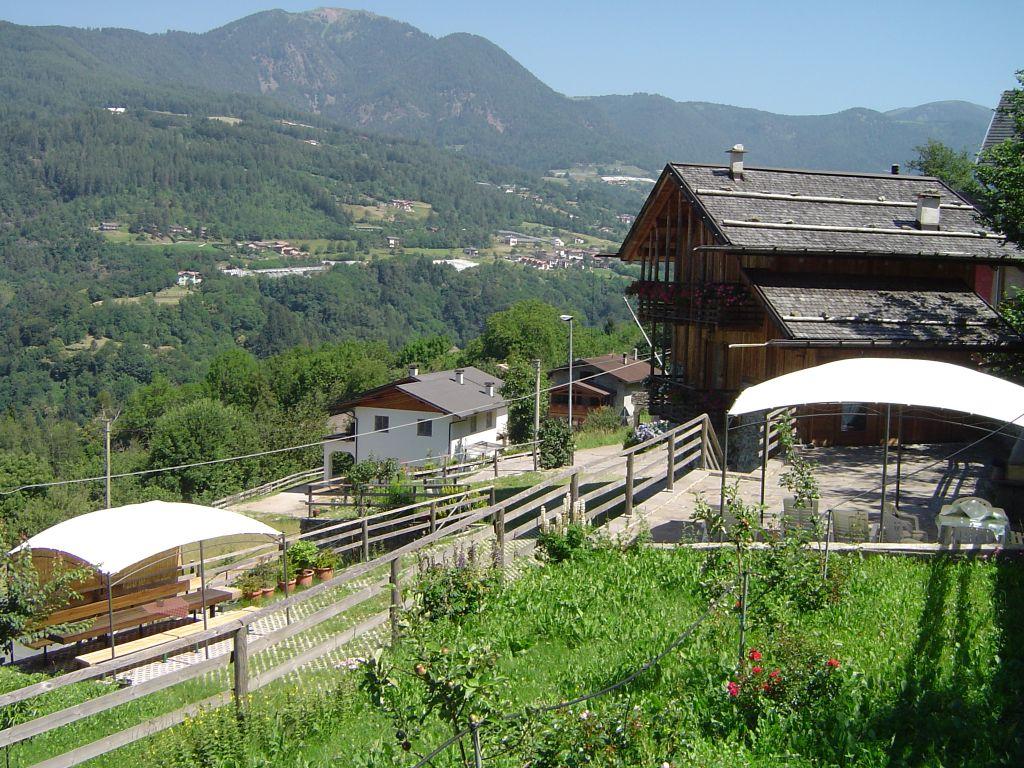 Agriturismo Maso Gosserhof - Frassilongo (Trentino-Alto-Adige)