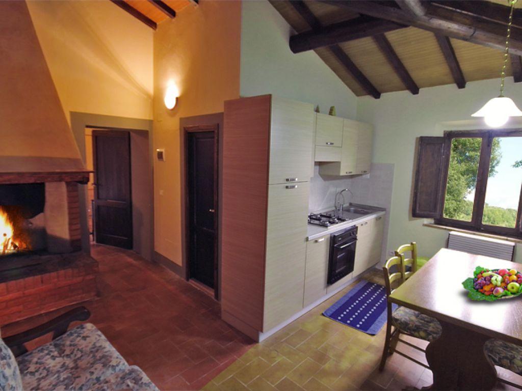 Casa vacanze in campagna borgo sorripa montaione firenze for Arredo casa montaione