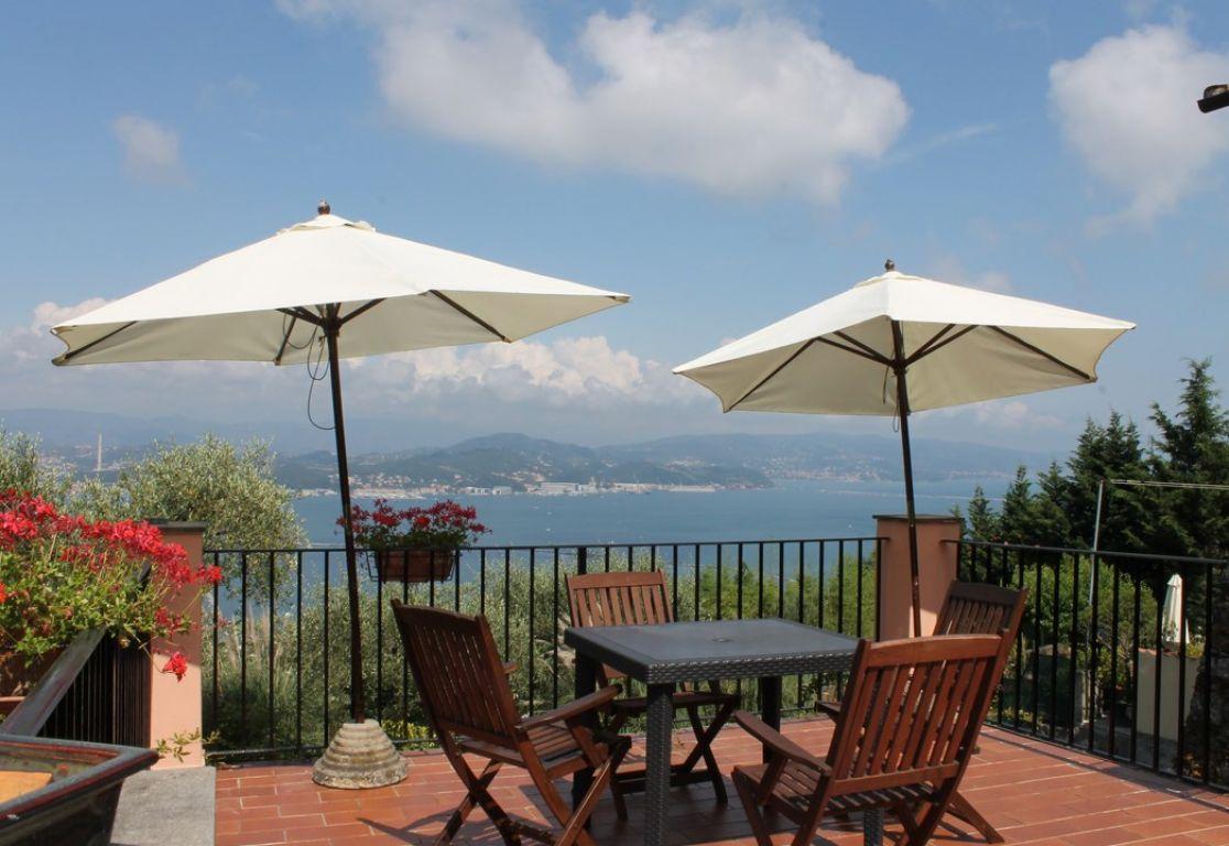 Agriturismo Terrazza Sul Golfo - La Spezia (Liguria)