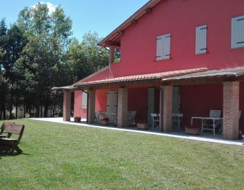 Foto Agriturismo Colle Ombroso