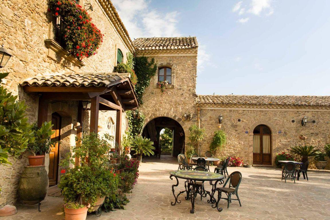 Villa Piscina Sicilia
