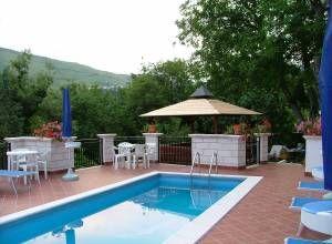 Agriturismo parco nazionale della majella con piscina 5 for Piantina della piscina