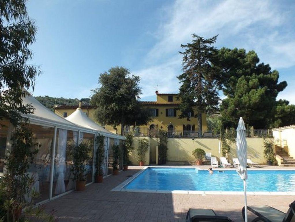 Agriturismo villa bracali serravalle pistoiese toscana - B b toscana con piscina ...