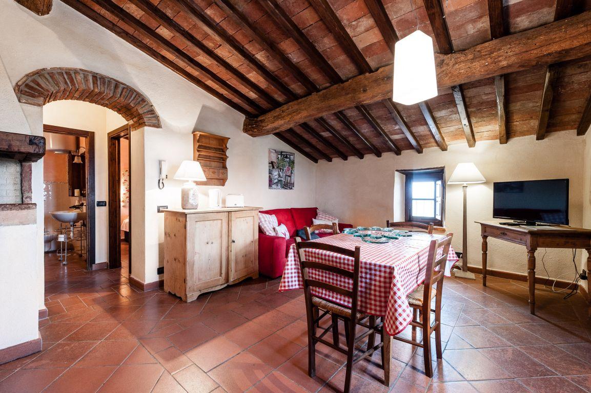 Countryside Holiday House Antico Borgo La Cerbaiola (Castelnuovo Val ...