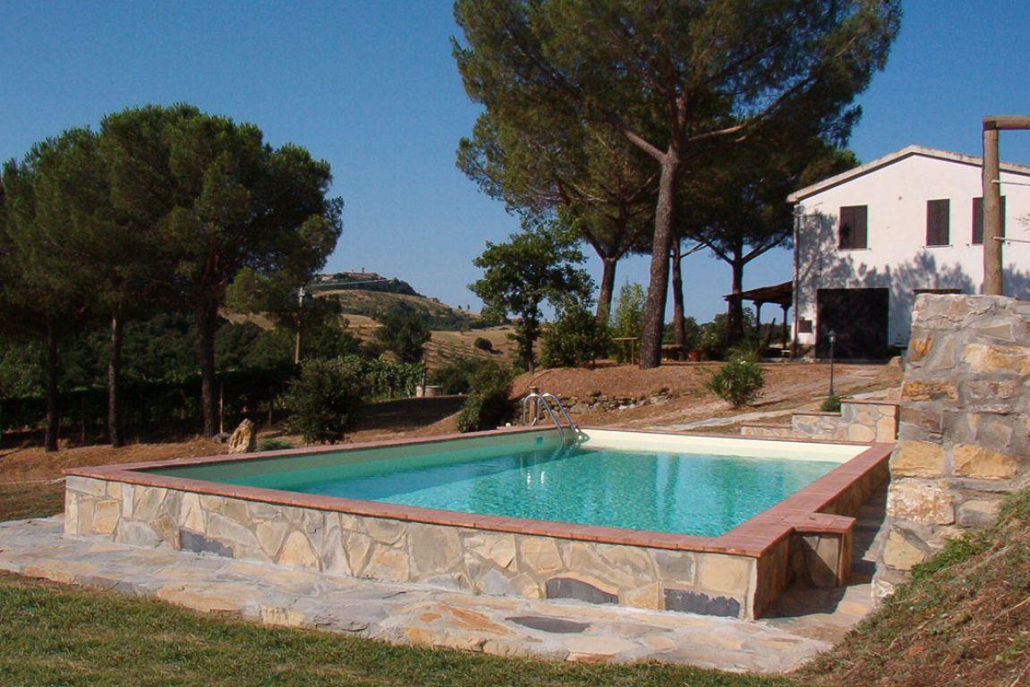 Farm house olivetino magliano in toscana tuscany for Toscana house