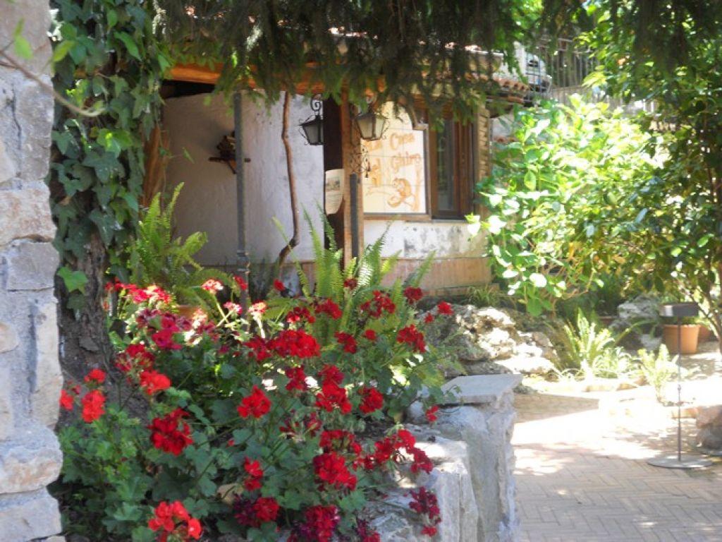 ferienbauernhof la casa del ghiro (pimonte, neapel)