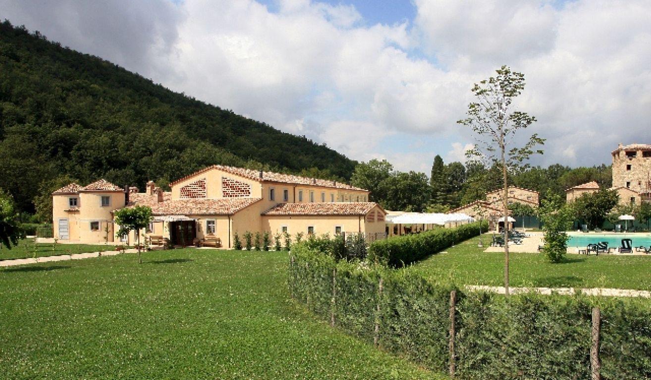 Agrihotel Le Terre Del Verde (Gualdo Tadino, Umbria)