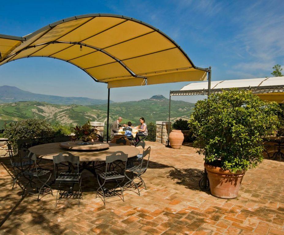 Farm-house Il Poggio - San Casciano dei Bagni (Tuscany)