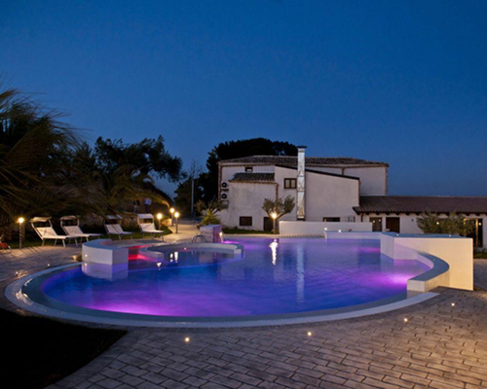 Agriturismo baglio san nicola naro sicilia for Agriturismo asiago con piscina