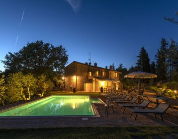 Country House Poggio Del Drago