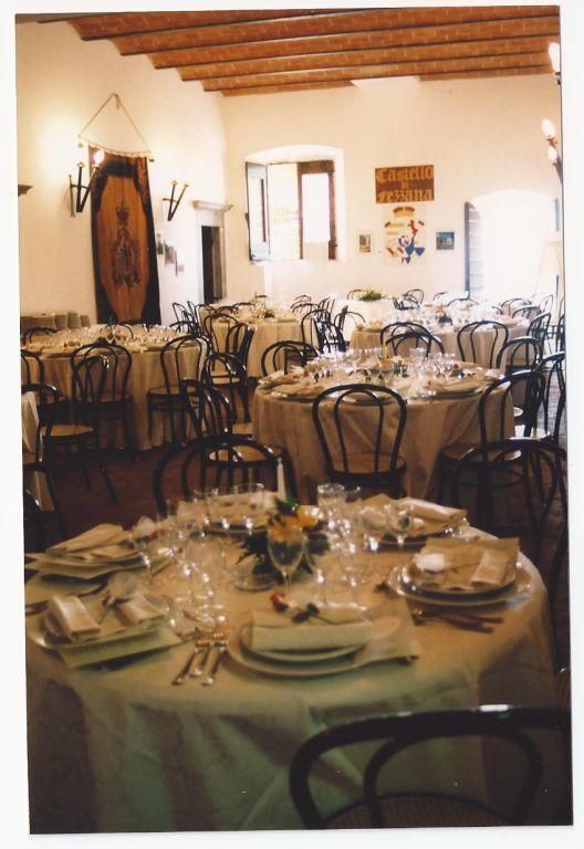 Agriturismo Castello Di Fezzana - Montespertoli (Toscana)